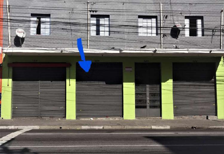 Ponto comercial/loja/box para aluguel tem 0 metros quadrados