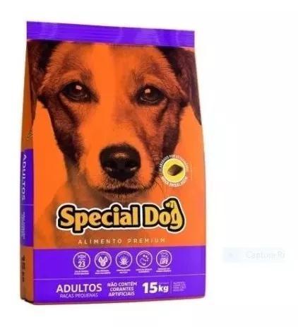 Ração special dog adulto raças pequenas 20kg