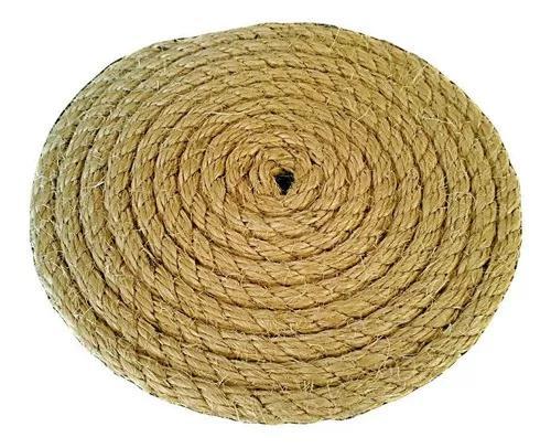 Refil corda de sisal para arranhador redondo com brinquedo