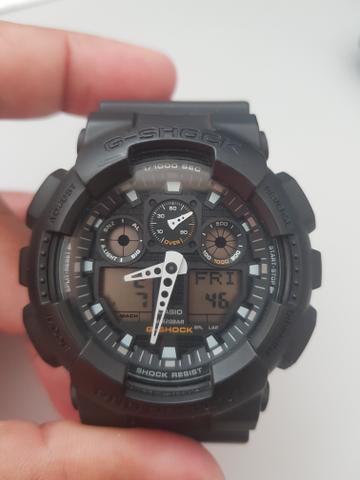 Relógio cassio g shock