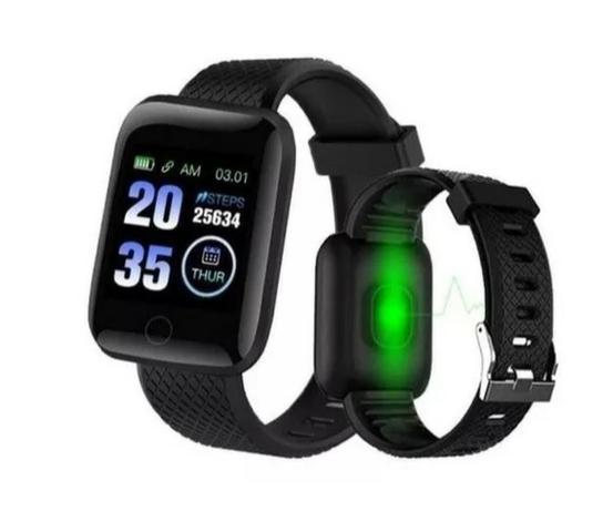 Relógio inteligente bluetooth smartwatch fitness