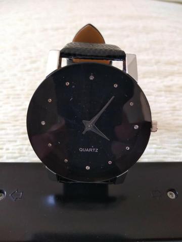 Relógio quartzo feminino maxxi
