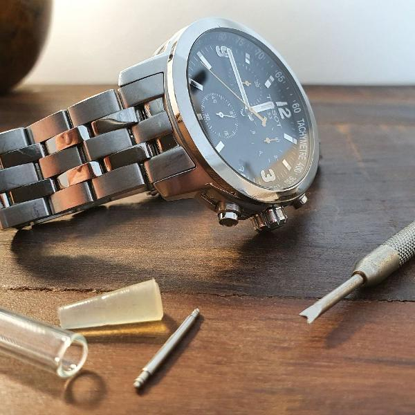 Relógio de pulso masculino tissot prc200