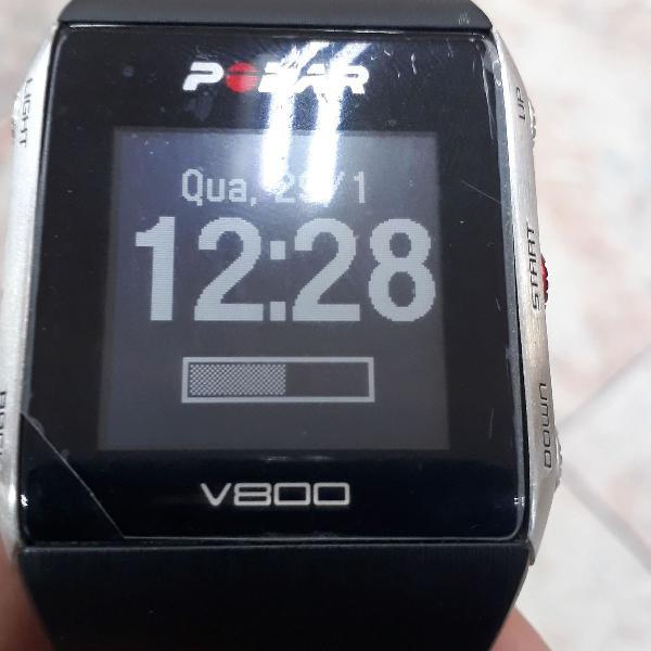 Relógio polar v800