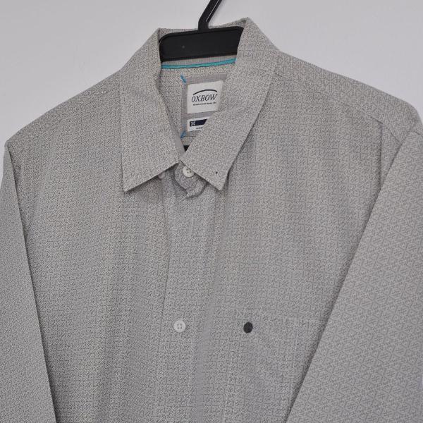 Camisa masculina oxbow