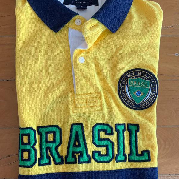 Camisa polo da tommy hilfiger original