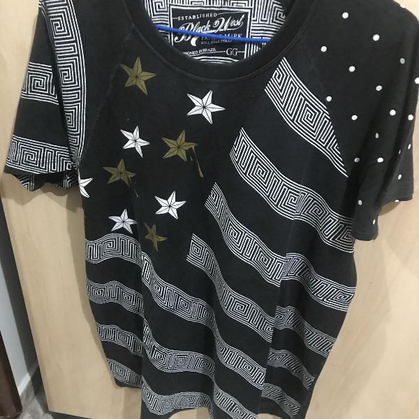 Camiseta black west