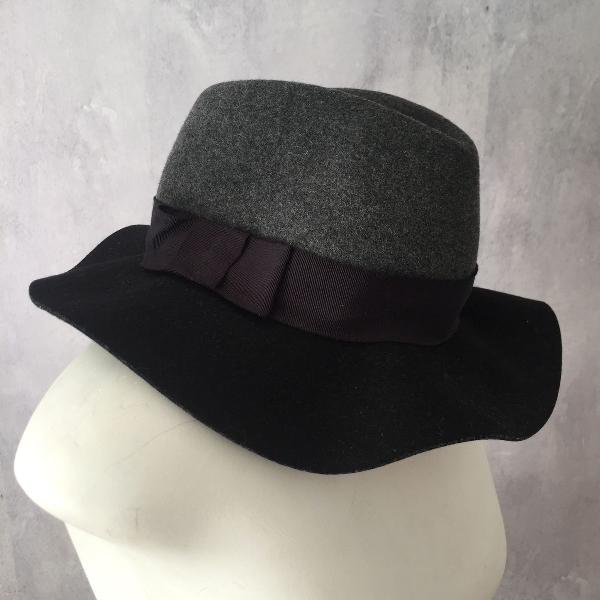 Chapéu da reserva (eva) - modelo fedora / borsalino