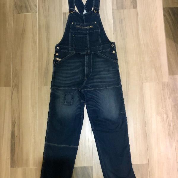 Macacão jeans diesel