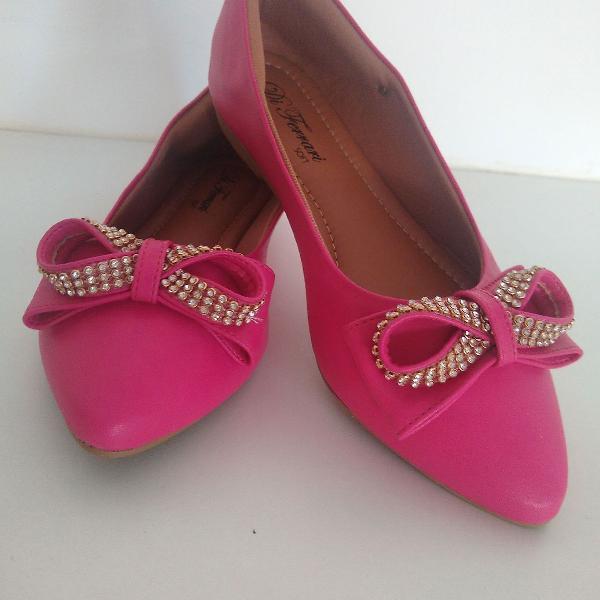 Sapatilha pink 37