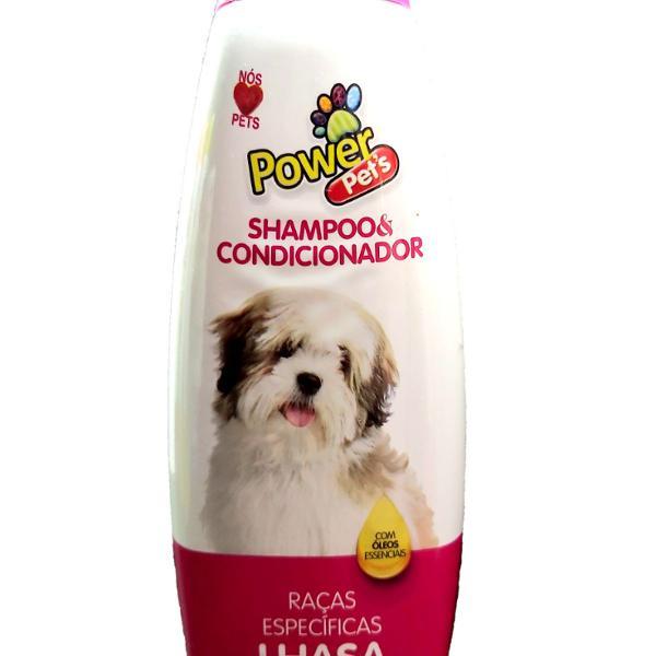 Shampoo 2x1 para cães raças específicas lhasa apso 500ml