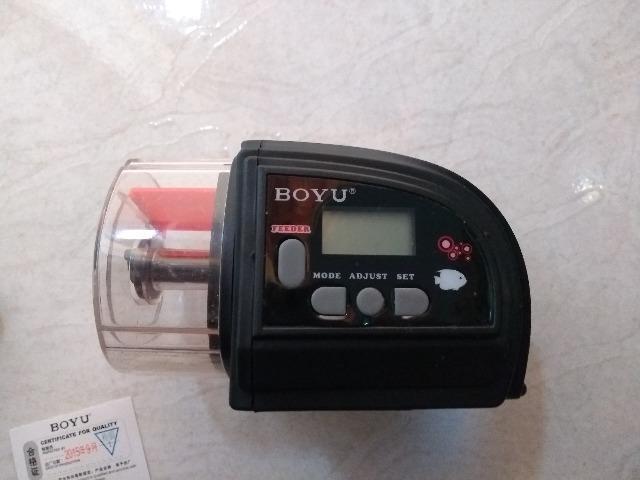Alimentador automático digital para aquario zw-82 boyu