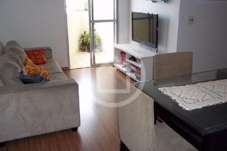Apartamento montado e com fácil acesso para marginal