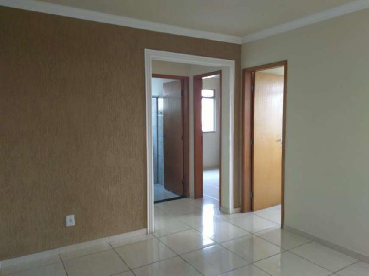 Apartamento à venda, 2 quartos, 1 vaga, são joão batista
