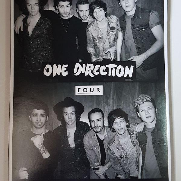 Cd one direction - four - the ultimate edition