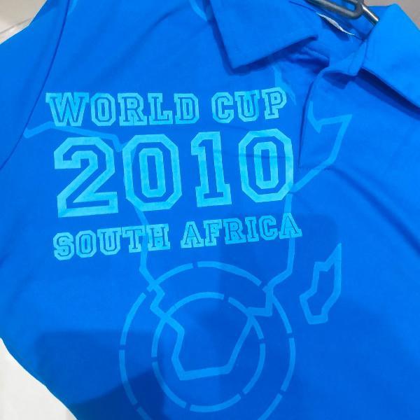 Camisa coleção copa do mundo 2010 áfrica do sul