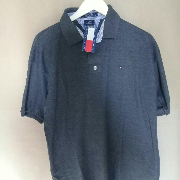 Camisa gola polo - tommy hilfiger