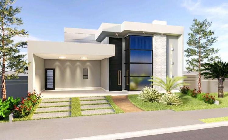 Casa condomínio village damha iii - 3 suítes c/ móveis