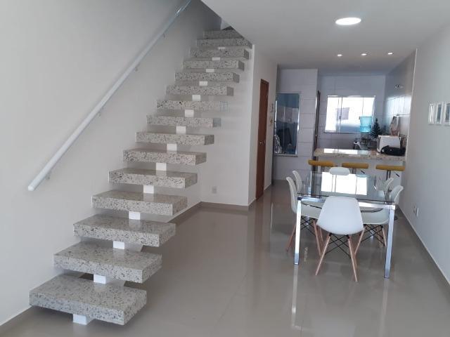 Casa triplex independente novíssima em Peró - Cabo Frio -