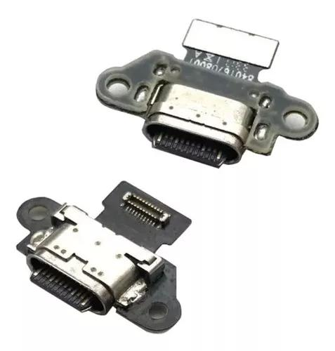 Conector carga flex placa flat usb motorola moto x4 original