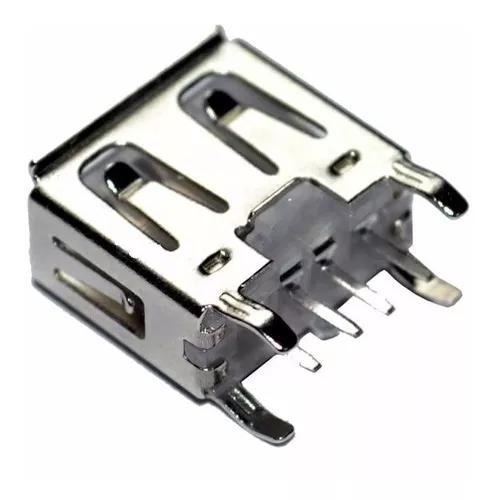 Conector entrada usb radio pionner original dhe 4 garras