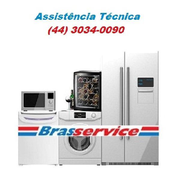 Conserto refrigerador samsung em maringa 3034-0090