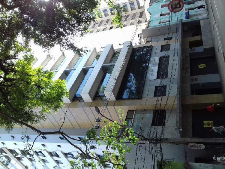 Flat para aluguel com 30 metros quadrados com 1 quarto em