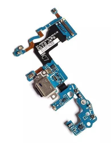 Flex Conector De Carga Usb Samsung Galaxy S9 G9600 Original