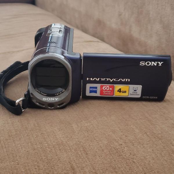 Handycam sony dcr-sx44
