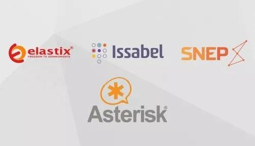 Issabel4 elastix pabxip, asterisk, snep suporte e projetos