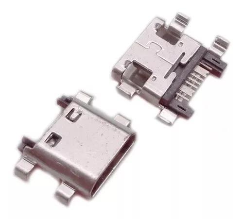 Kit 10 conectores de carga samsung gran prime g530 g531