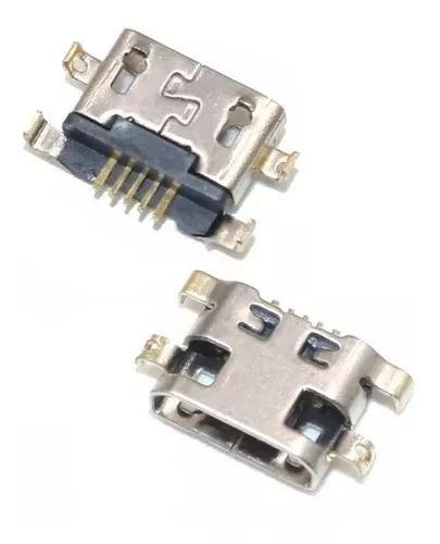 Kit c/10 conector de carga dock usb k4 2017 x230 x230ds