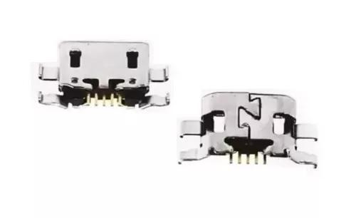 Kit c/10 conector de carga moto c plus xt1726 xt1724 xt1723