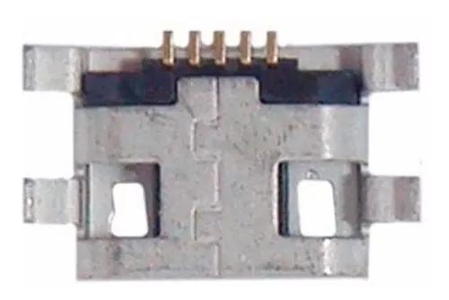 Kit c/50 conector carga dock usb moto g1 g2 g3 g4 g5