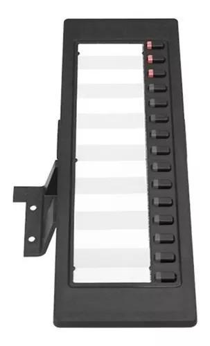 Módulo 15 teclas rápidas intelbras ti 5000 tip 425 mod 115