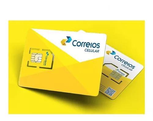 Promoção 3 chip dos correios com 30 reais de crédito