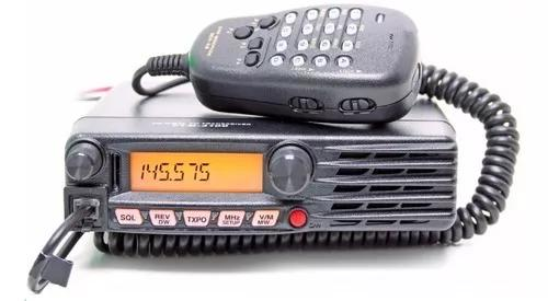 Radio py vhf yaesu ftm 3100r original parcelado s