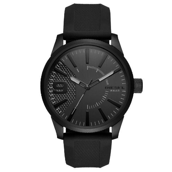 Relógio diesel masculino rasp - dz1807/8pn