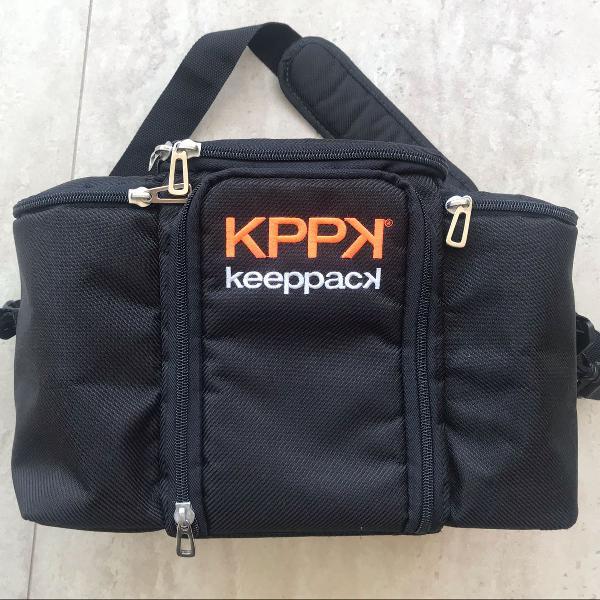 Bolsa térmica/ marmiteira keeppack