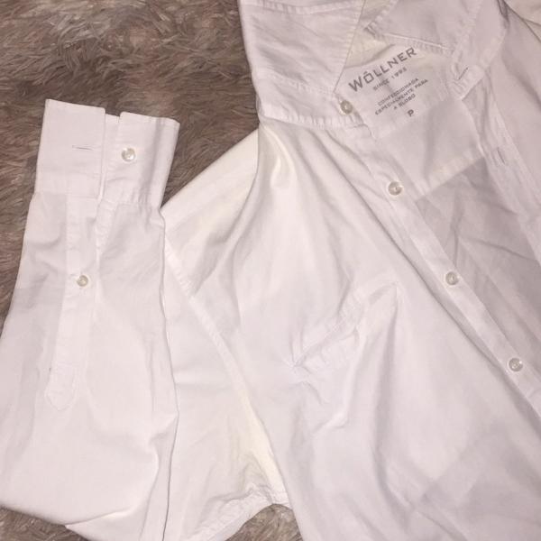 Camisa wollner tamanho p