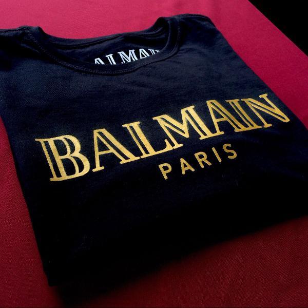 Tshirt balmain gold p