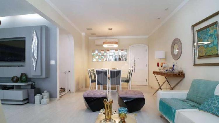 Apartamento icaraí miolo, alto padrão, montado e finamente