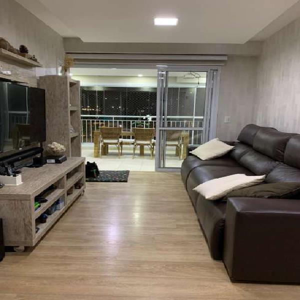 Apartamento condomínio florida nova américa 100m2