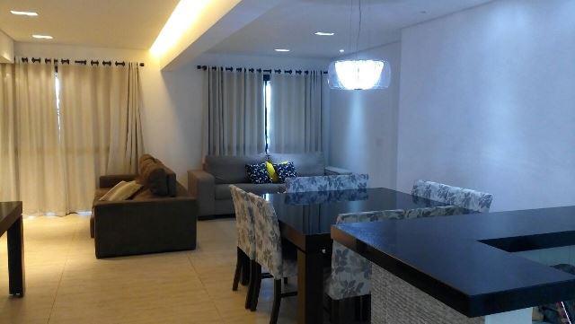 Apartamento para venda com 154 metros quadrados com 3