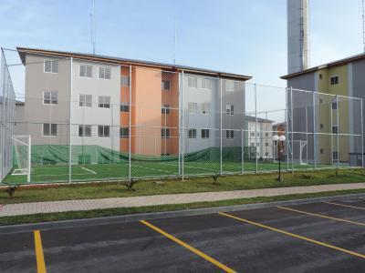 Apartamento para venda com 54 metros quadrados com 3 quartos