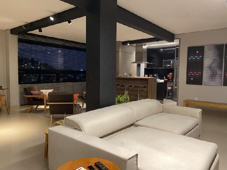 Apartamento para venda com 83 metros quadrados com 3 quartos