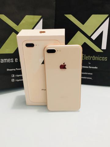 Apple iphone 8 plus gold!