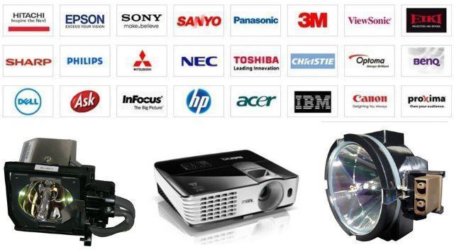 Assistencia tecnica para projetores e datashows de todas as