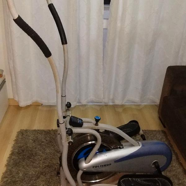 Bicicleta ergométrica polishop