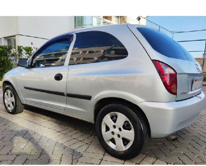 Chevrolet celta 1.0 8v life c ar condicionado + gnv